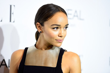 Ashley Madekwe ELLE's 21st Annual Women in Hollywood