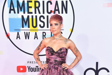 Ashley Nicolette Frangipane 2018 American Music Awards - Arrivals
