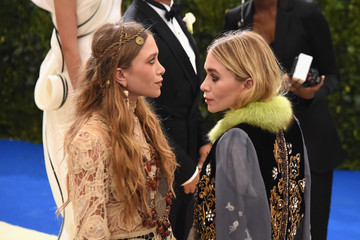 "Ashley Olsen ""Rei Kawakubo/Comme des Garcons: Art of the In-Between"" Costume Institute Gala - Arrivals"