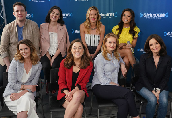 SiriusXM's Town Hall With The Cast And Creatives Of 'Mean Girls' On Broadway