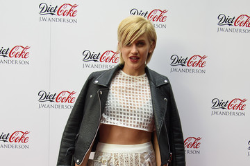 Ashley Roberts Guests Arrend the Diet Coke J.W.Anderson Launch Party