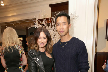 Ashley Tisdale Brooks Brothers Celebrates the Holidays With St. Jude Children's Research Hospital