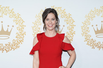 Ashley Williams 2019 Winter TCA Tour - Hallmark Channel And Hallmark Movies And Mysteries - Arrivals