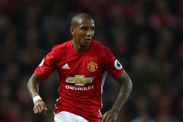 Ashley Young Manchester United v Everton - Premier League