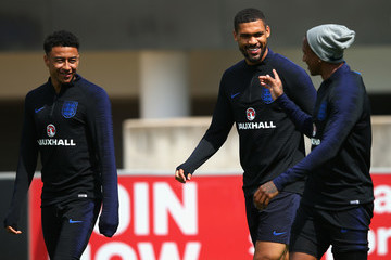 Ashley Young Jesse Lingard England Media Access