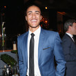 Ashton Eaton The Weinstein Company and Netflix Golden Globe Party, Presented With FIJI Water, Grey Goose Vodka, Lindt Chocolate, and Moroccanoil - Inside