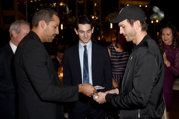 Ashton Kutcher Transformative Medicine of USC: Rebels With A Cause GALA
