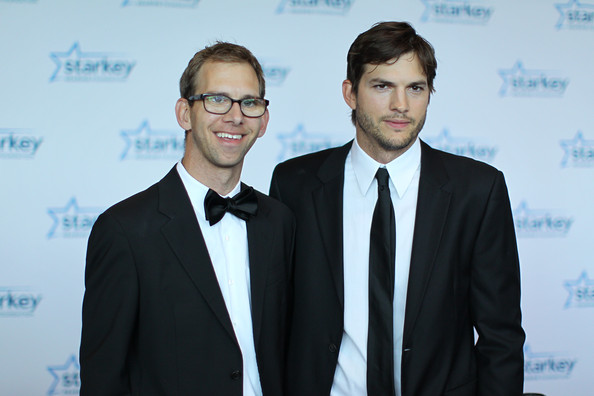 Ashton and Michael, Kutcher twins