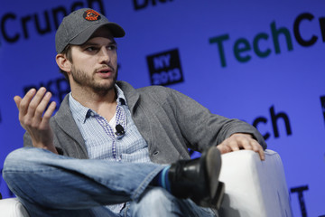 Ashton Kutcher TechCrunch Disrupt NY: Day 3