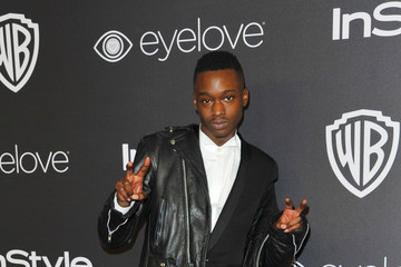 Ashton Sanders Warner Bros. Pictures and InStyle Host 18th Annual Post-Golden Globes Party - Arrivals