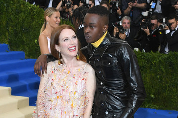 "Ashton Sanders ""Rei Kawakubo/Comme des Garcons: Art of the In-Between"" Costume Institute Gala - Arrivals"