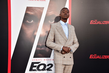 Ashton Sanders Premiere Of Columbia Pictures' 'Equalizer 2' - Arrivals