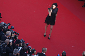 Asia Argento 'Ismael's Ghosts (Les Fantomes d'Ismael)' and Opening Gala Red Carpet Arrivals - The 70th Annual Cannes Film Festival