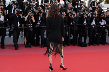 Asia Argento Closing Ceremony And 'The Man Who Killed Don Quixote' Red Carpet Arrivals - The 71st Annual Cannes Film Festival
