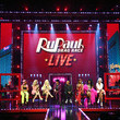 """Asia O'Hara """"RuPaul's Drag Race Live!"""" World Premiere - News Conference"""