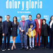 Asier Flores 'Dolor Y Gloria' Madrid Photocall
