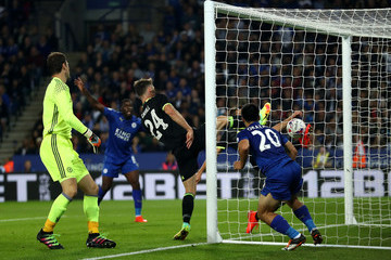 Asmir Begovic Leicester City v Chelsea - EFL Cup Third Round