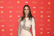 """Model Sofia Resing attends """"The Assassination Of Gianni Versace: American Crime Story"""" New York Screening at Metrograph on December 11, 2017 in New York City."""