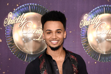 Aston Merrygold Strictly Come Dancing 2017 - Red Carpet Launch