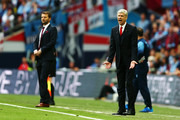 Arsene Wenger Tim Sherwood Photos Photo