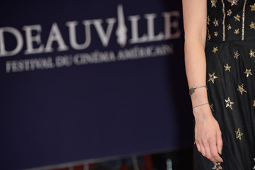 Astrid Berges Frisbey 'Pasolini' Premiere  - 40th Deauville American Film Festival
