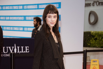 Astrid Berges Frisbey 'mother!' Screening and Tribute to Darren Aronofsky At The 43rd Deauville American Film