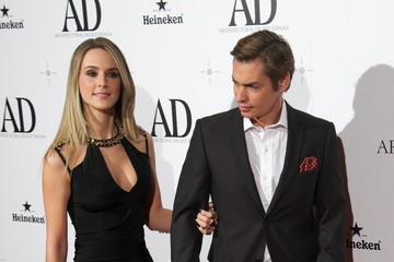 Astrid Klisans Arrivals at the AD Awards