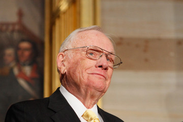 Neil Armstrong Astronauts Aldrin, Glenn, Armstrong, And Collins Awarded Congressional Gold Medal
