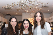 Louise Roe meets fans at Atelier Swarovski and Louise Roe Celebrate Awards Season At the Grove on February 22, 2017 in Los Angeles, California.