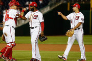 Denard Span and Anthony Rendon Photos Photo