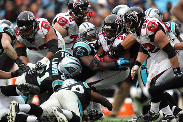 Gartrell Johnson Atlanta Falcons v Carolina Panthers