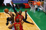 Al Horford and Paul Millsap Photos Photo