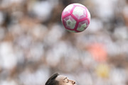 Leo Silva #3 and Fred #9 of Atletico MG struggles for the ball with Gilson #11 of Botafogo during a match between Atletico MG and Botafogo as part of Brasileirao Series A 2017 at Independencia stadium on October 29, 2017 in Belo Horizonte, Brazil.