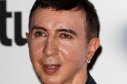 Singer Marc Almond attends the Attitude Magazine awards at Royal Courts of Justice, Strand on October 15, 2013 in London, England.