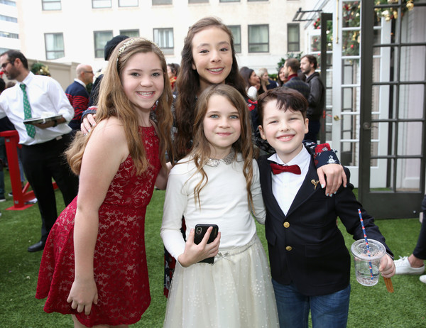 Brooks Brothers And St Jude Children's Research Hospital Annual Holiday Celebration In Beverly Hills