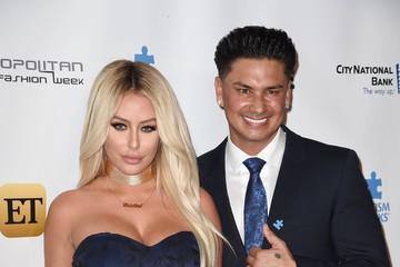Aubrey O'Day Metropolitan Fashion Week 2016 - La Vie En Bleu - Signature Event Benefiting Autism Speaks