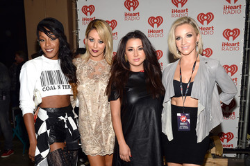 Aubrey O'Day iHeartRadio Music Festival - Day 2 - Backstage