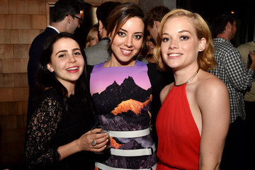 Aubrey Plaza 'About Alex' Afterparty in LA