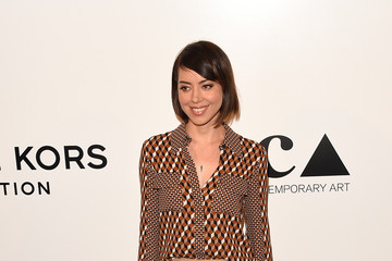 Aubrey Plaza MOCA's 9th Awards to Distinguished Women in the Arts