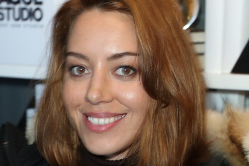 Aubrey Plaza Creators League Studio at 2017 Sundance Film Festival - Day 3