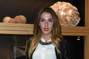 Martina Pinto attends the Audemars Piguet Presentation of Lady Royal Oak Offshore during Milan Fashion Week Womenswear Spring/Summer 2015 on September 18, 2014 in Milan, Italy.