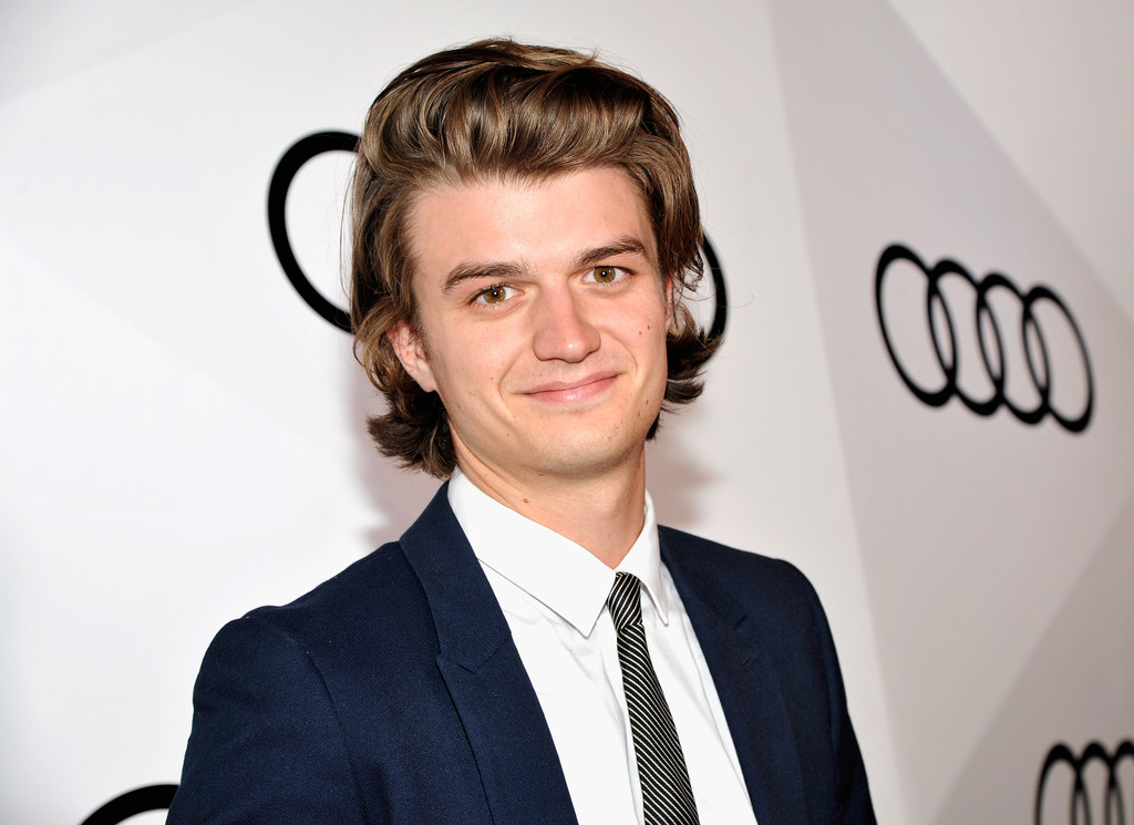 Joe Keery Photos Photos Audi Celebrates The 68th Emmys