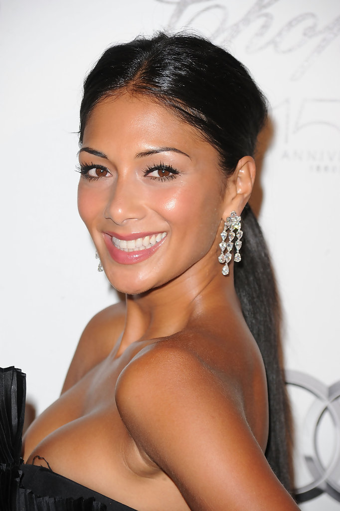 Audi And Chopard Emmy Week Nicole Scherzinger