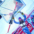 Tessa Worley Photos - Tessa Worley of France takes 2nd place during the Audi FIS Alpine Ski World Cup Women's Giant Slalom on December 19, 2017 in Courchevel, France. - Audi FIS Alpine Ski World Cup - Women's Giant Slalom