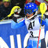 Frida Hansdotter of Sweden takes 2nd place during the Audi FIS Alpine Ski World Cup Women's Slalom on January 14, 2014 in Flachau, Austria.