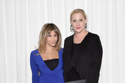 Monica Jarmaillo and Amy Sacco attends the Audi private reception at the Whitney Museum of American Art on October 26, 2016 in New York City.