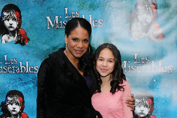 Audra McDonald 'Les Miserables' On Broadway Opening Night