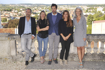 Audrey Dana 'Boomerang' Photocall : 8th Angouleme French-Speaking Film Festival