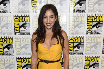 Audrey Esparza Comic-Con International 2016 - 'Blindspot' Press Line