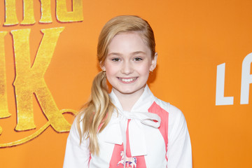 Audrey Grace Marshall 'Missing Link' New York Premiere